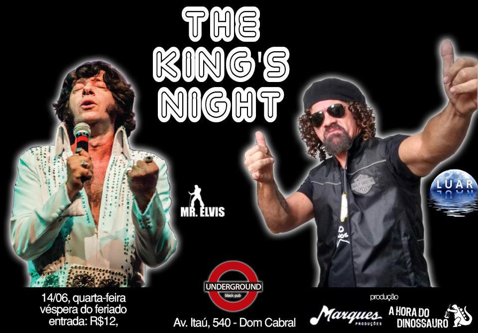 Noite dos Reis do Rock no Underground