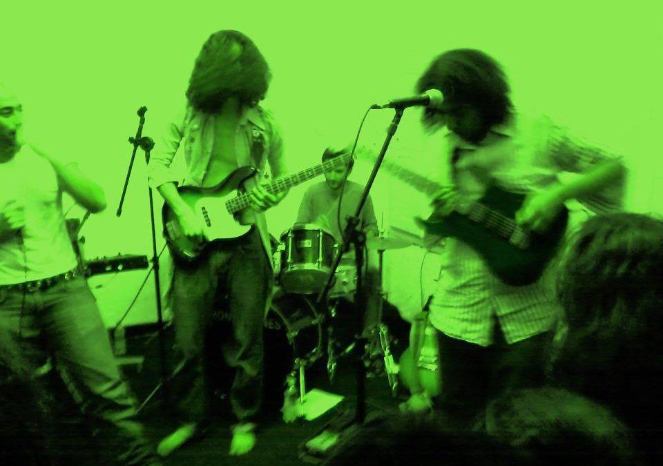 Delírio Fantasma traz seu som psicodélico ao Camping Rock 2017