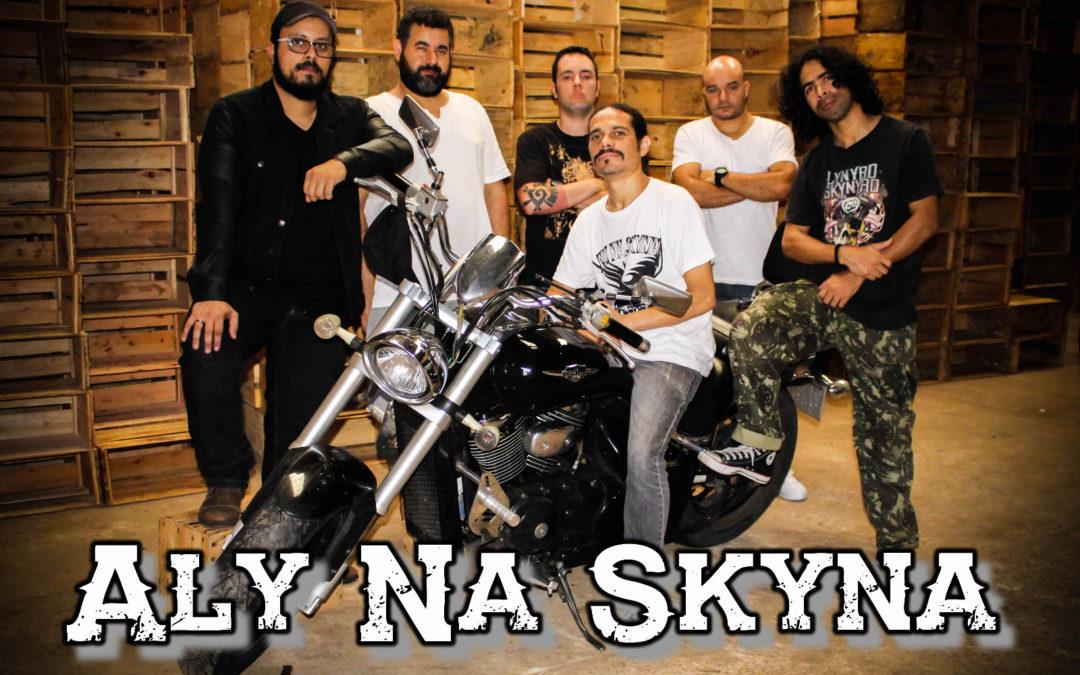 Aly Na Skyna traz o som do Lynyrd Skynyrd ao Camping Rock