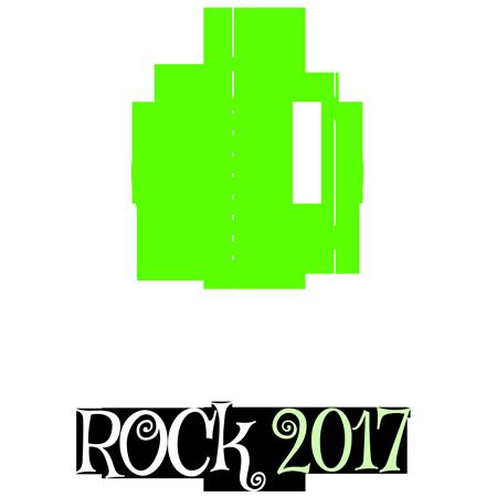 Logomarca Camping Rock