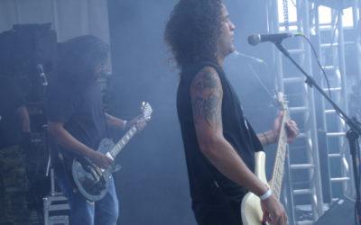 Marcelo Loss fala do show da Concreto no Camping Rock 2017