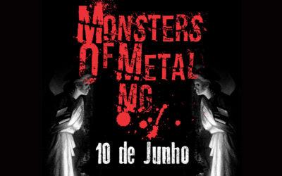 Monsters of Metal e Mostra Metal em Minas