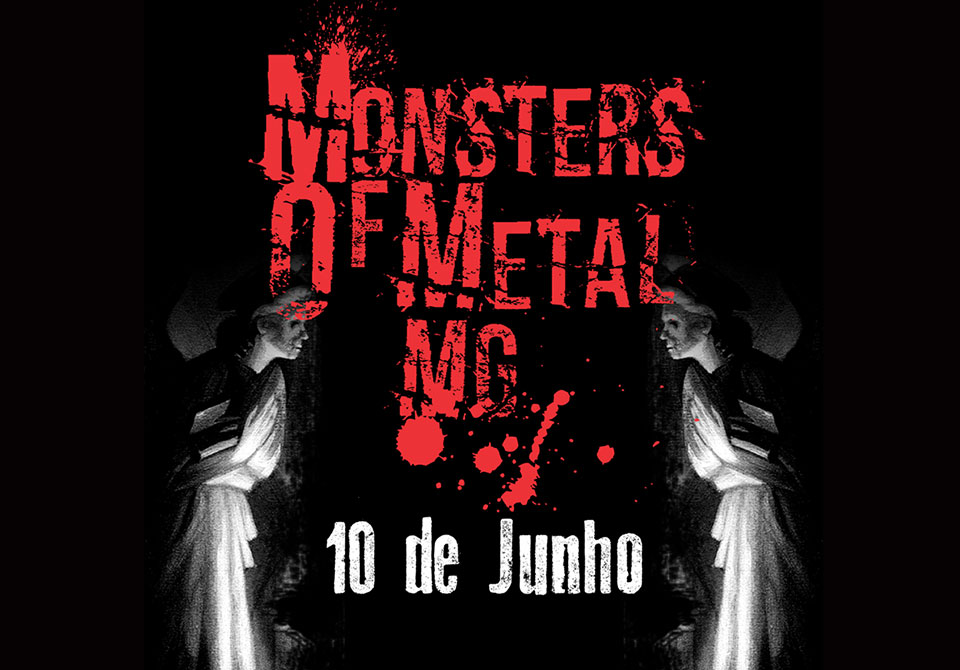 Monsters of Metal e Mostra Metal em Minas
