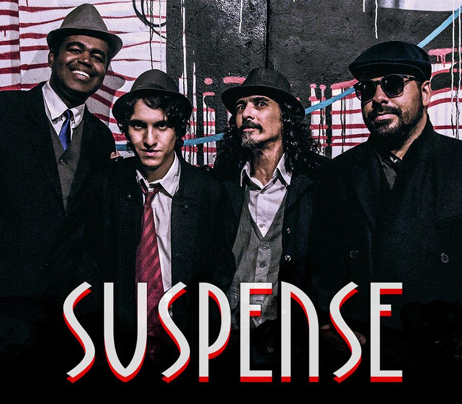 """""""Stranger Things"""", da banda Suspense"""