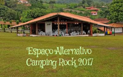 Camping Rock inaugura Espaço Alternativo com bandas convidadas