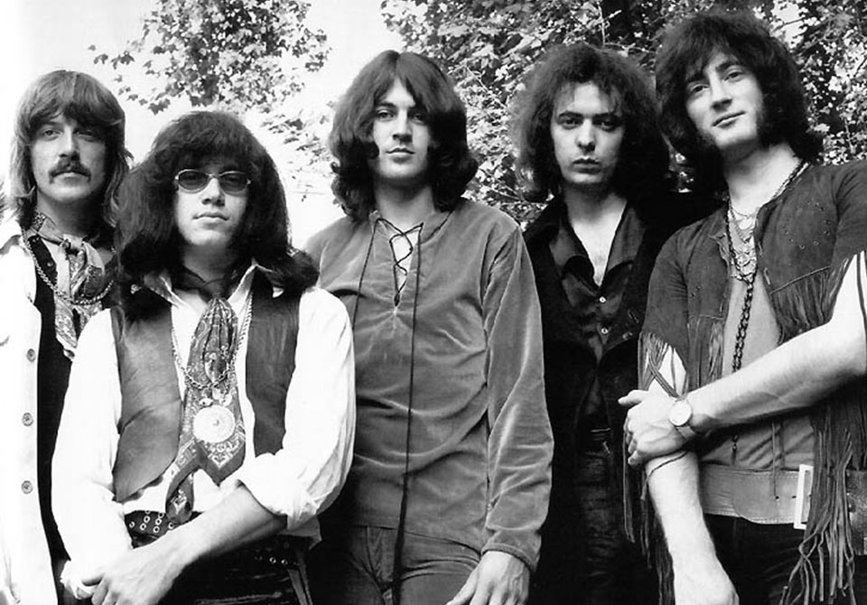 Deep Purple no Programa A Hora do Dinossauro, 25/03/2017