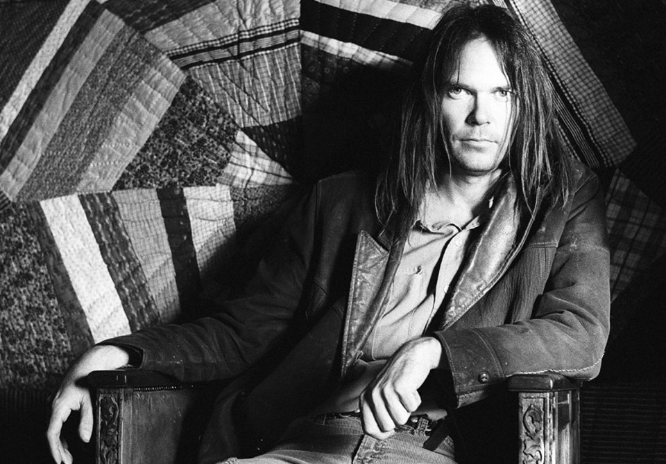 Neil Young no Programa A Hora do Dinossauro, 18/03/2017