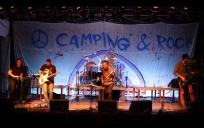 "More Beer toca ""Piece of My Heart"" no Camping Rock 2017"