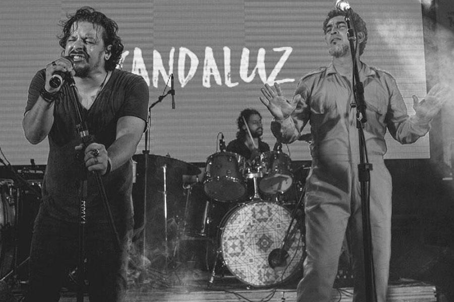 Vandaluz, na primeira lista de atrações do Camping Rock 2018