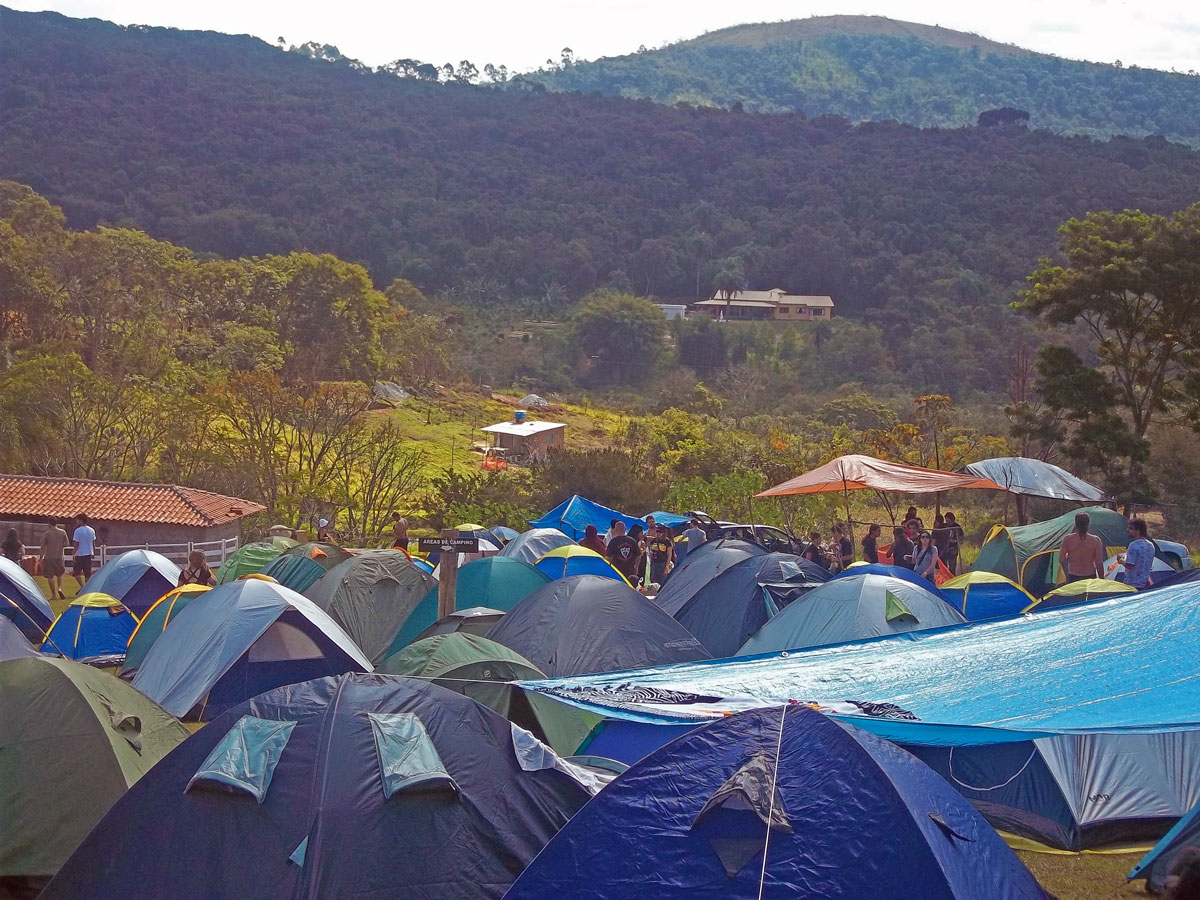 Camping Rock