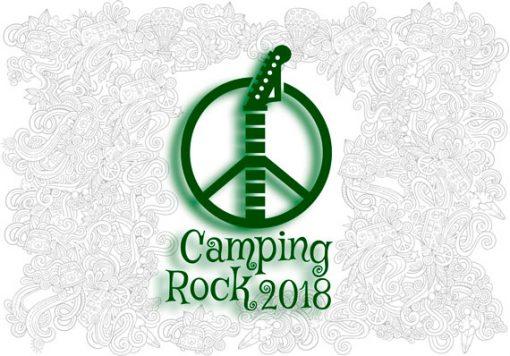 Ingressos para o Camping Rock 2018