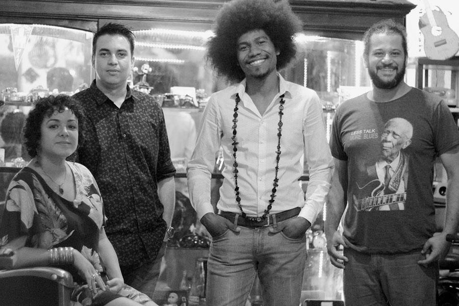Blues Horizonte Band vai tocar no Camping Rock 2018
